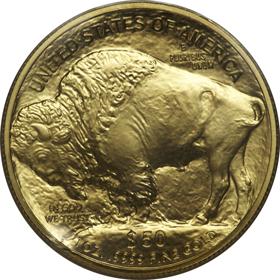American Gold Buffalo Coin