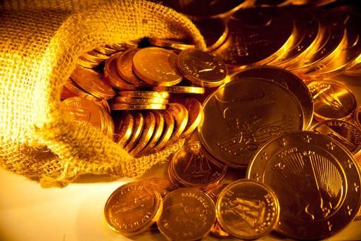 Precious Metals IRA Burlap Sack Gold Coins