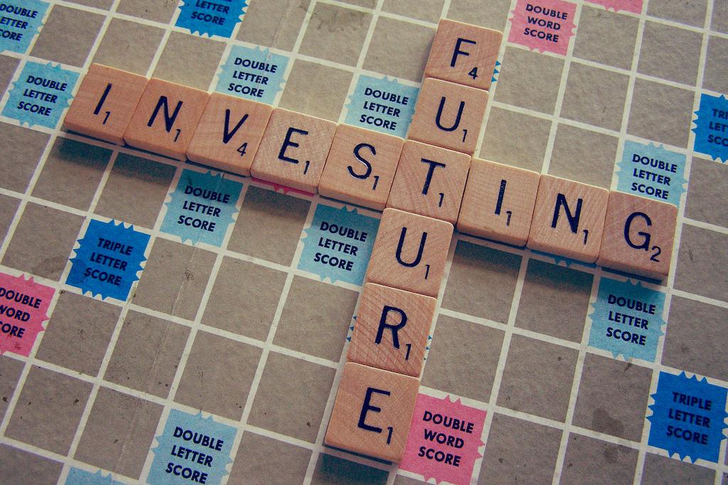 Best Gold IRA Rollover Future Investing Scrabble Board Pieces