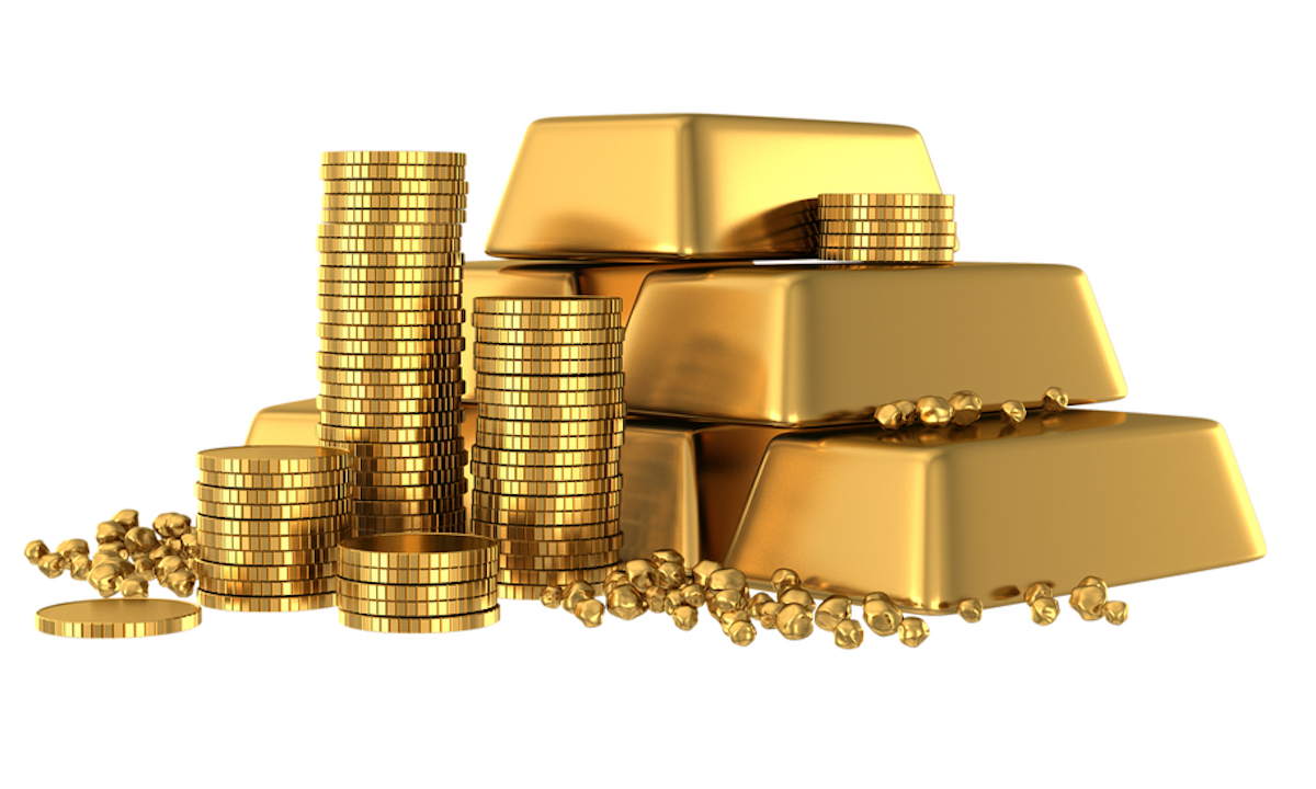 Precious Metals Gold Bullion Bars Coins
