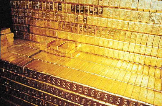Best Gold 401k Rollover or Gold IRA Investment Gold Bullion Bars Vault