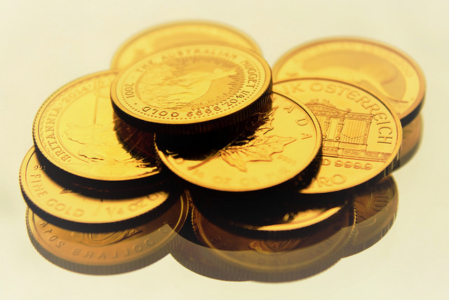Self Directed IRA Gold Investing Gold Bullion Coins
