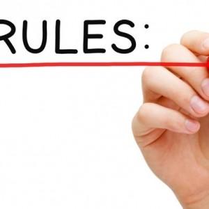 Hand Writing Rules 1 2 3