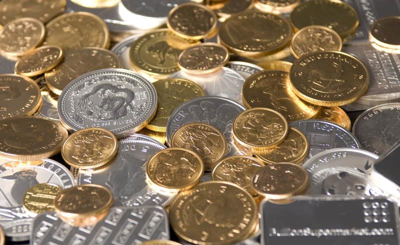Precious Metals IRA Silver Gold Coins