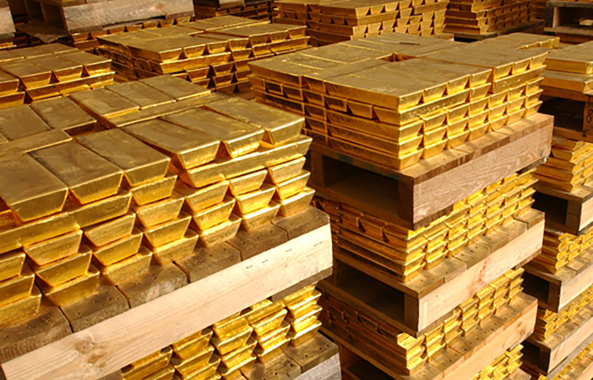 Gold Reserves May Become the Next Global Currency