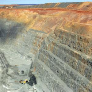 Empty Gold Mine